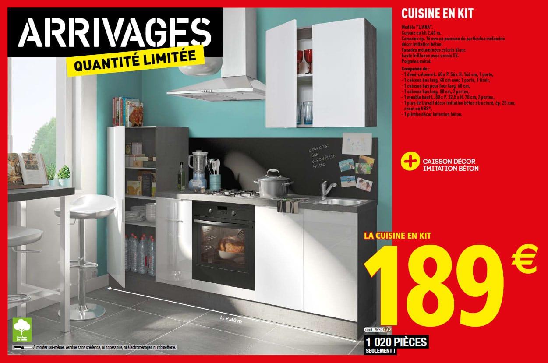 Les catalogues brico d pot 2020 catalogues brico d p t - Brico depot catalogue cuisine equipee ...